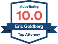 Avvo rating 10.0 Elder Care Attorney NJ Eric goldberg top attorney