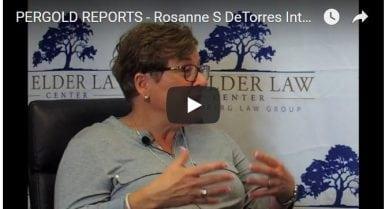 pergold report rosanne s detorres