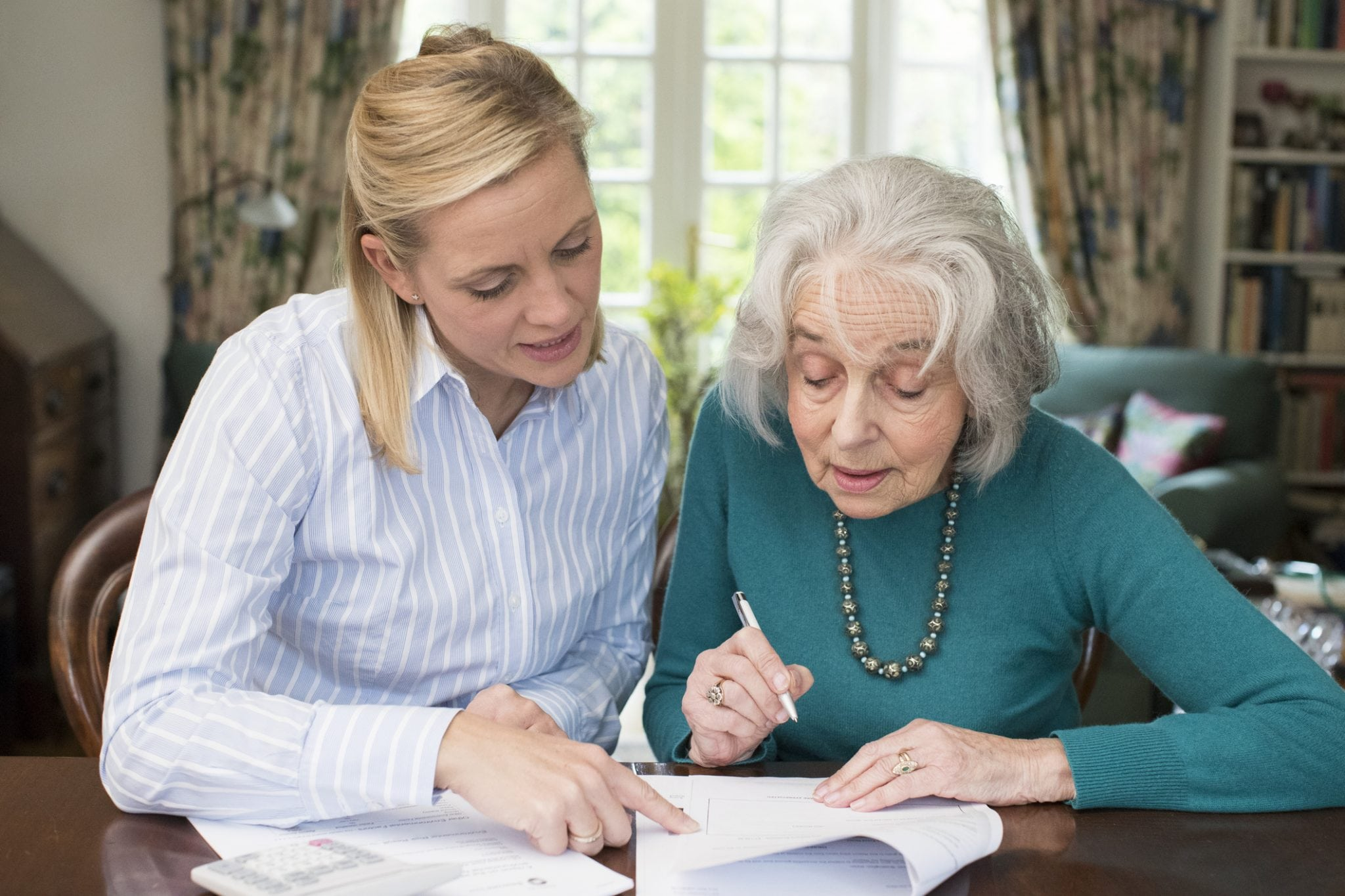 power of attorney empowering family members to make decisions on your behalf